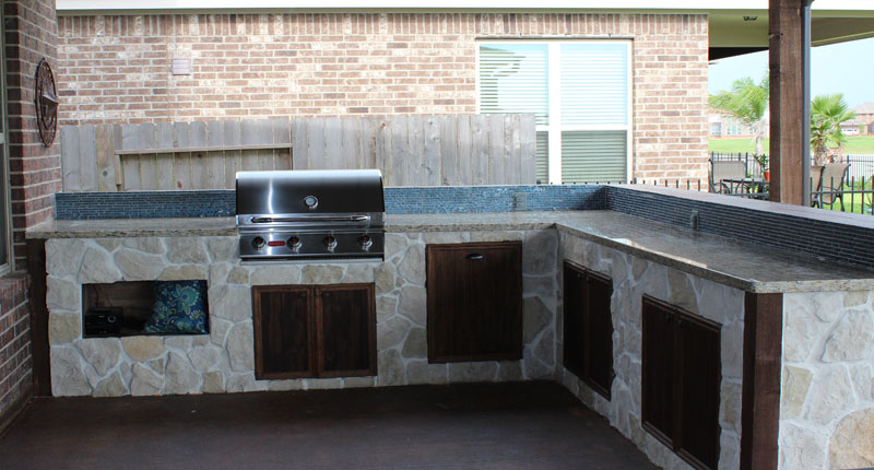 Let Allstate Build A New Patio, Summer Kitchen, Firepit And Covered Porch  To Extend Your Entertainment Areas Outside.